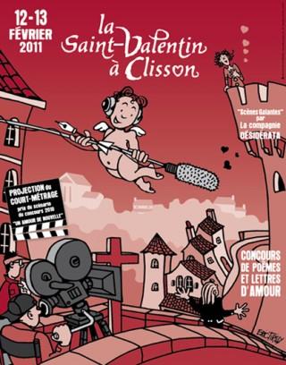 Saint Valentin 2011