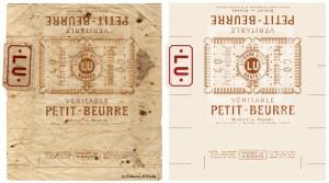 Calendrier 1951.Le Petit Beurre Lu De Nantes Un Calendrier Plein D Astuces