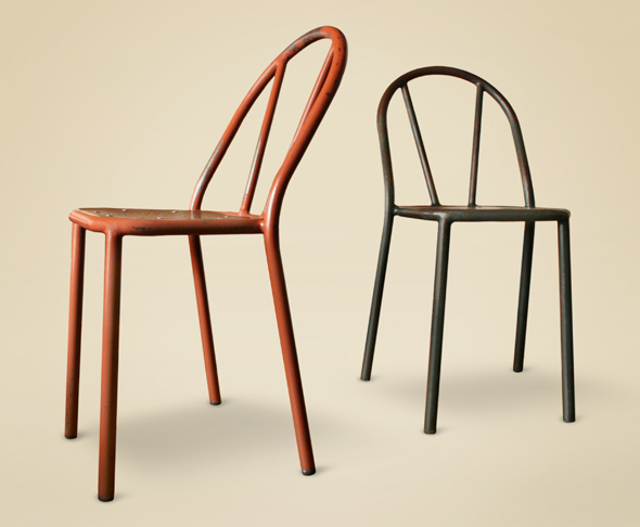 Chaise-bistrot